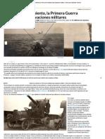 Además Del Sufrimiento, La Primera Guerra También Dejó Innovaciones Militares _ Primera Guerra Mundial - América