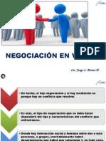 Negociacion Información Basica