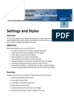 Settings And Styles - Civil 3D