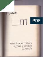 1-Administracion Publica de Guatemala