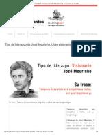 Tipo de Liderazgo de José Mourinho _ Liderazgo y Coaching_ Herramientas de Liderazgo