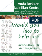 Fundraising Information Pack