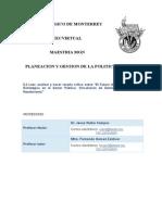 Analisis Gestion Publica