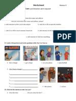 Worksheet Can Annex 5