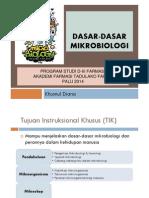 2. Dasar-dasar Mikro