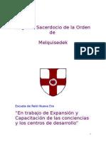 Sagrado Sacerdocio de La Orden de Mequisedek