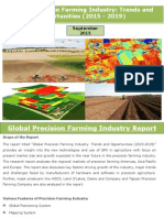 Global Precision Farming Industry