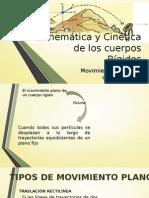 Cinemática y Cinética de Los Cuerpos Rígidos