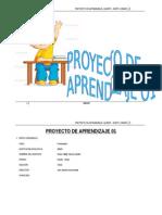 Proyecto de Aprendizaje 6º 2014
