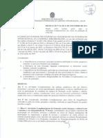 RES Nº 24 2011 Dispõe Sobre Normas Gerais Para as Atividades Complementares Dos Cursos de Graduação.