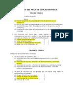 BALOTARIO DEL AREA DE EDUCACION FISICA.docx