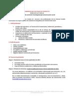 Convocatoria Asistente Comunicación Social Sep2015