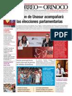 Correo del Orinoco 18/09/2015