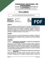 04 Ee-375 Estabilidad de Sistemas de Potencia_2015 (1)