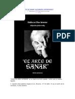 EL ARTE DE SANAR. ALEJANDRO JODOROWSKY