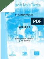 Guia para la enseñanza de electrotecnia, año 1 modulo 2