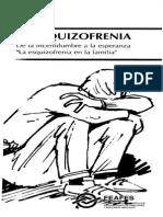 LIBRO La Esquizofrenia
