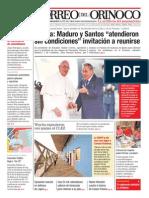 Correo del Orinoco 20/09/2015