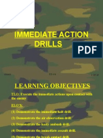 ICS1104 Immediate Action Drills