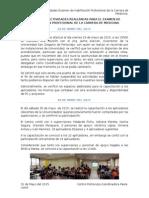 Informe de Actividades Realizadas Para El Examen de Habilitación Profesional de La Carrera de Medicina