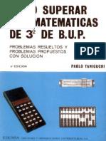 Cómo Superar Las Matemáticas de 3º de B.U.P.geometría2