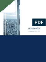Novacolor+Catalogo+2012