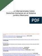 Tratados Internacionales Sobre Derechos Humanos en El Sistema