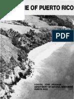 Estudio Geológico de Costas de PR
