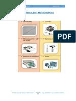 Materiales y Metodologia Del Queso