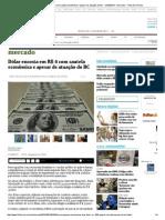Dólar encosta em R$ 4 com cautela econômica e apesar de atuação do BC - 21_09_2015 - Mercado - Folha de S