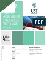 Ficha Carreras UST Tecnología Médica - Laboratorio Clínico.pdf