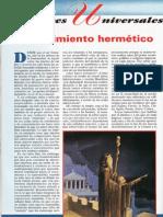 Las Leyes Universales Conocimiento Hermetico R-006 Nº088 - Mas Alla de La Ciencia - Vicufo2