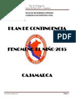 Plan Fenomeno Niño 2015