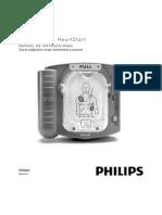 Manual Instruccions Desfibril-lador M5066A