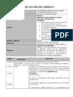 Plan de Clase Módulo I Con Cambios 15 07 2015