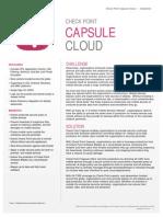 Ds Capsule Cloud