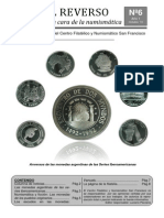 Boletin numismatico N° 6 - Octubre 2010