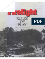 SPI Firefight Rules (1976)