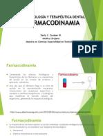 Farmacodinamia Clase 3