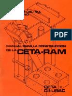 Manual Bloquera Ceta-ram