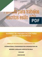 Normas a.P.a. (Formato Presentación en PDF)