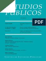 Revista Estudios-Publicos 131