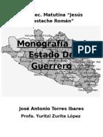 Monografia de Guerrero!
