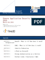 Geneva Application Security Forum