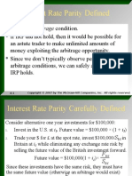 Interest Rate and Purchasing Power Parity