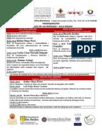 Programa del III Congreso Iberoamericano de Jóvenes Comprometidos con las Ciudades