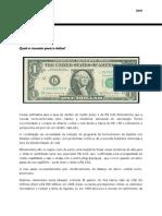 Cenario Para o Dolar Brasil 2015