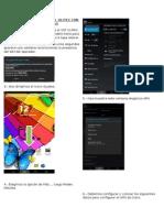 Configurando Productos Olitec Sim Claro, Entel, Movistar , Bitel Dic2014