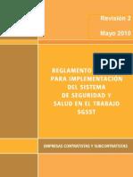 1.-RESSO ReglamentoEspecialdeSSO Rev2