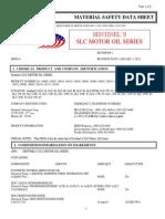 SLC Motor Oil Series 1
